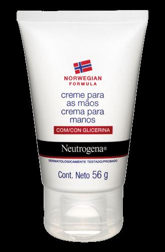 Crema para manos neutrogena