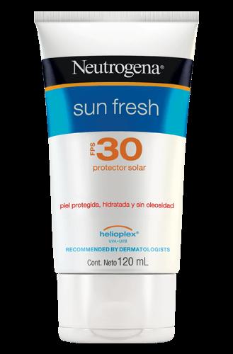 Neutrogena Sun Fresh Protector Solar Fps 30 Johnson Johnson